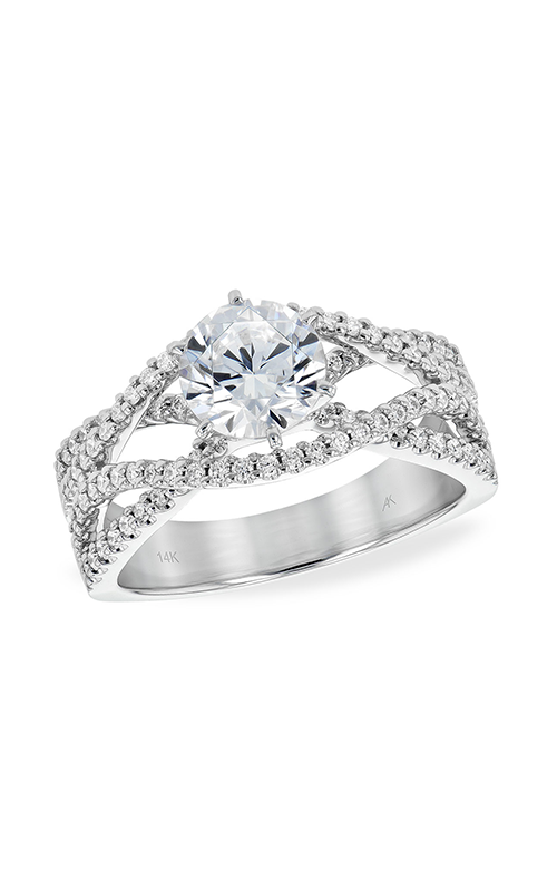 Allison-Kaufman Engagement Ring B210-91302_W product image