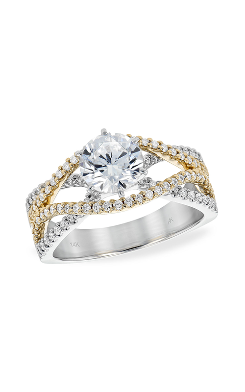 Allison-Kaufman Engagement Ring B210-91302_Y product image