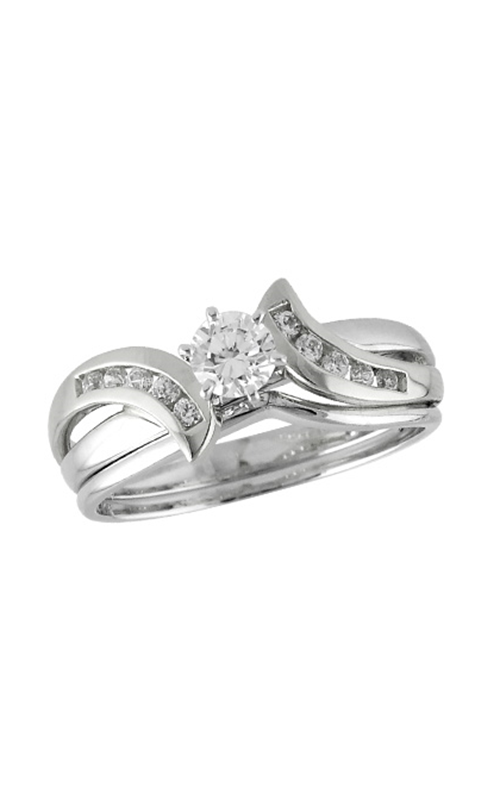 Allison-Kaufman Engagement Ring D035-53111_W product image