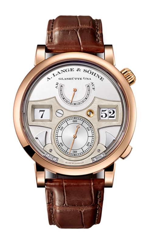 A. Lange & Sohne Zeitwerk Watch 145.032 product image