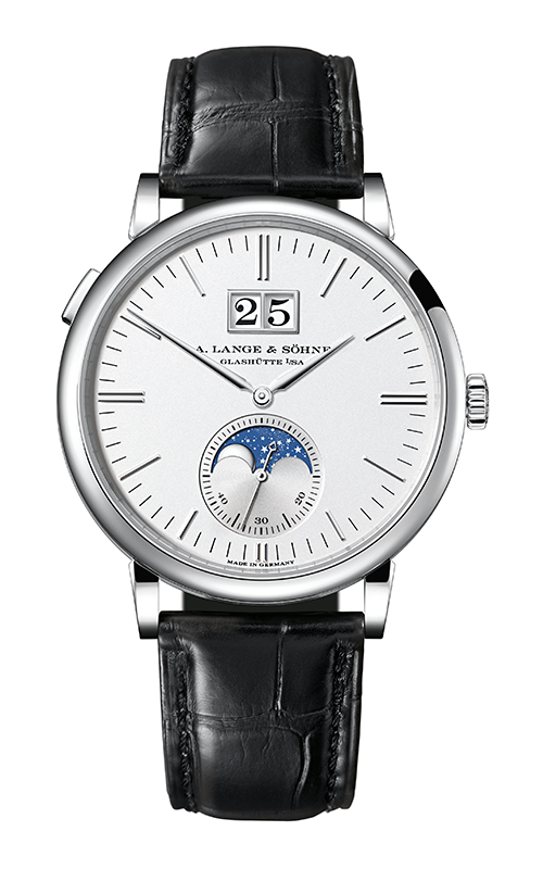 A. Lange & Sohne Saxonia Watch 384.026 product image
