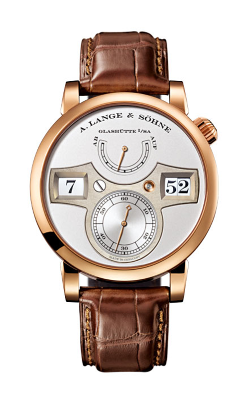 A. Lange & Sohne Zeitwerk Watch 140.032 product image