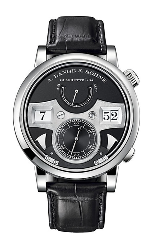 A. Lange & Sohne Zeitwerk Watch 145.029 product image