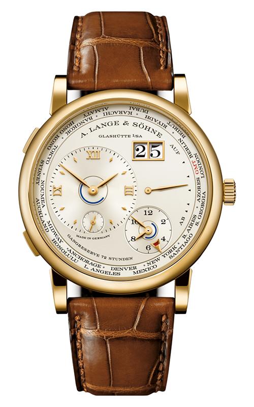 A. Lange & Sohne Lange 1 Watch 136.021 product image