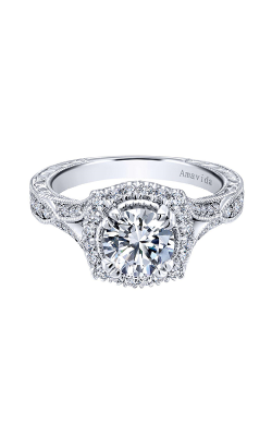 Amavida Victorian Engagement ring ER11375R4W83SA product image