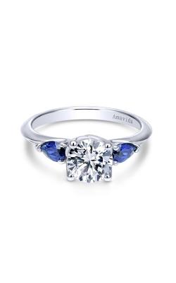 Amavida Contemporary Engagement ring ER11806R4W8JSA product image