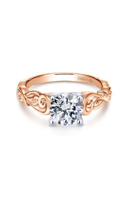 Amavida Victorian Engagement ring ER11815R4T8JJJ product image