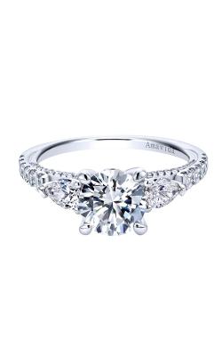 Amavida Contemporary Engagement ring ER12116R4W83JJ product image