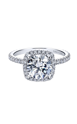 Amavida Contemporary Engagement ring ER12133R6W83JJ product image