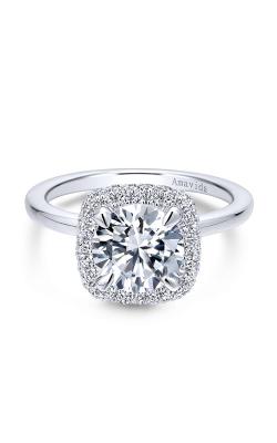 Amavida Contemporary Engagement ring ER12881R6W83JJ product image