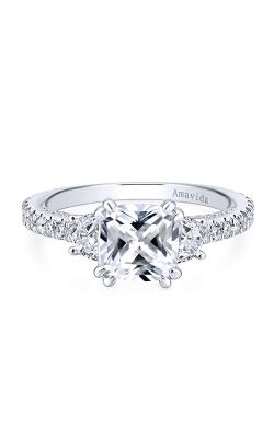 Amavida Contemporary Engagement ring ER12884C6W83JJ product image