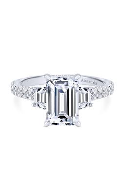Amavida Contemporary Engagement ring ER12885E6W83JJ product image