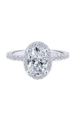 Amavida Contemporary Engagement ring ER12907O6W83JJ product image