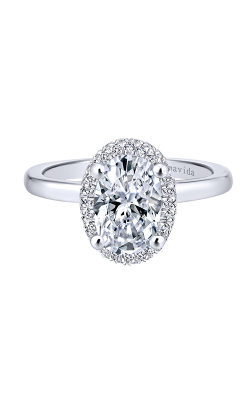 Amavida Contemporary Engagement ring ER12908O6W83JJ product image