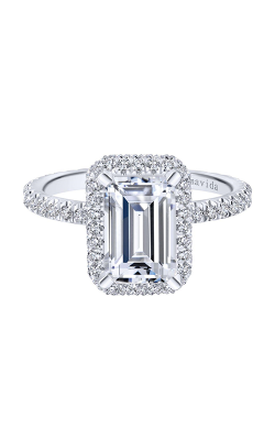Amavida Contemporary Engagement ring ER12909E6W83JJ product image
