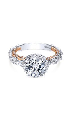 Amavida Blush Engagement ring ER13954R6T83JJ product image