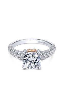 Amavida Garland Engagement ring ER13991R6T83JJ product image