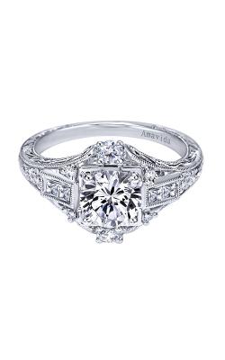 Amavida Victorian Engagement ring ER6501PT3JJ product image