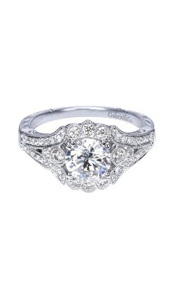 Amavida Victorian Engagement ring ER6511PT3JJ product image