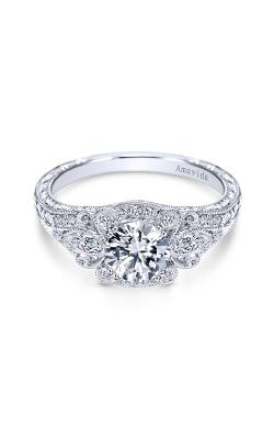 Amavida Victorian Engagement ring ER6514PT3JJ product image