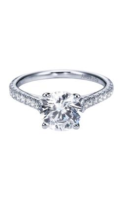 Amavida Contemporary Engagement ring ER7008W83JJ product image
