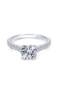 Amavida Contemporary Engagement ring ER7015W83JJ product image