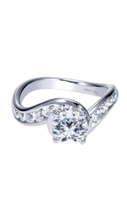 Amavida Contemporary Engagement ring ER9463W83JJ product image