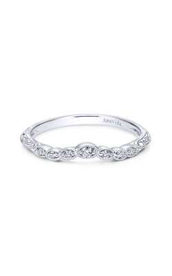 Amavida Victorian  Wedding band WB10044W83JJ product image
