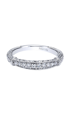 Amavida Victorian  Wedding band WB10238W83JJ product image