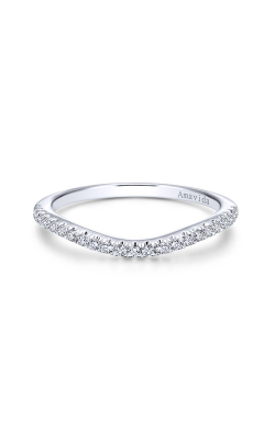 Amavida Contemporary Wedding band WB12125R4W83JJ product image