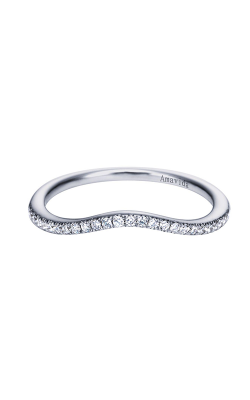 Amavida Contemporary Wedding band WB6792W83JJ product image