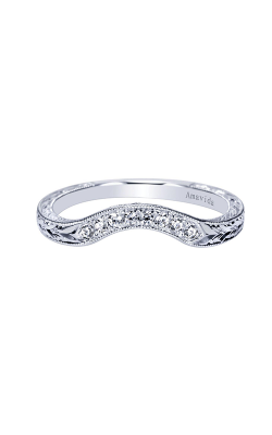 Amavida Contemporary Wedding band WB8776PT3JJ product image