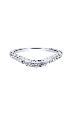 Amavida Victorian  Wedding band WB9836PT3JJ product image
