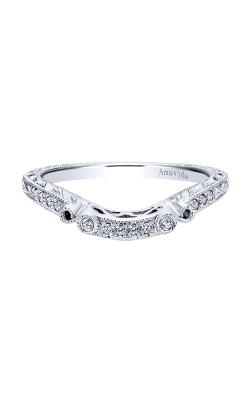 Amavida Victorian  Wedding band WB9837PT3JJ product image
