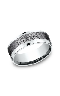 Ammara Stone Men's Wedding Bands CF958590GTA14KW07