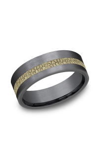 Ammara Stone Men's Wedding Bands 0125Y7687TA06