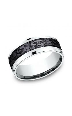 Ammara Stone Comfort-fit Design Ring CF958391BKT14KW06 product image