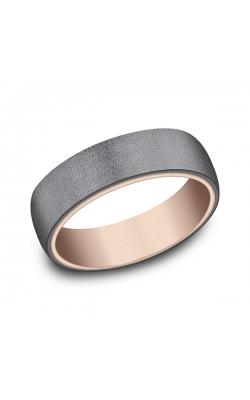 Ammara Stone Comfort-fit Design Wedding Ring RIRCF9665034TA14KR12.5 product image