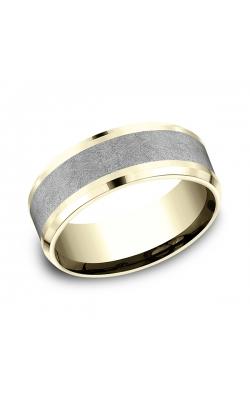 Ammara Stone Comfort-fit Design Wedding Band CF448070GTA14KY07 product image