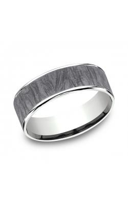 Ammara Stone Comfort-fit Design Wedding Band CFT9575635GTA14KW07 product image