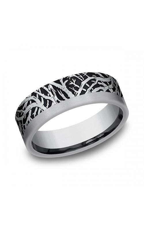 Ammara Stone Comfort-fit Design Ring BP025W7611GTA06 product image