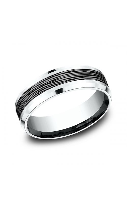 Ammara Stone Comfort-fit Design Wedding Ring CFBP957399GTA14KW10 product image