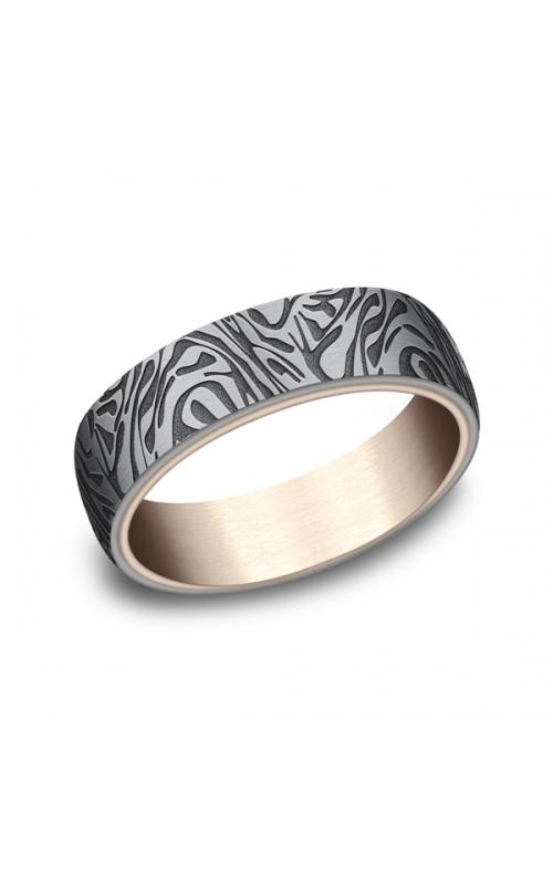 Ammara Stone Comfort-fit Design Wedding Ring RIRCF9665390GTA14KR10 product image