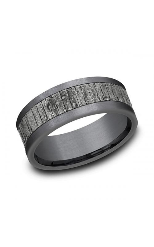 Ammara Stone Comfort-fit Design Wedding Band CF988630GTA14KW08 product image