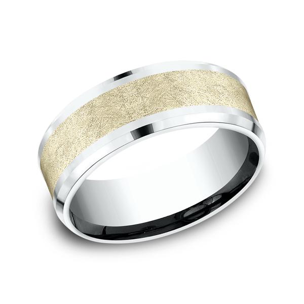 Ammara Stone Comfort-fit Design Ring CF41807014KWY06 product image