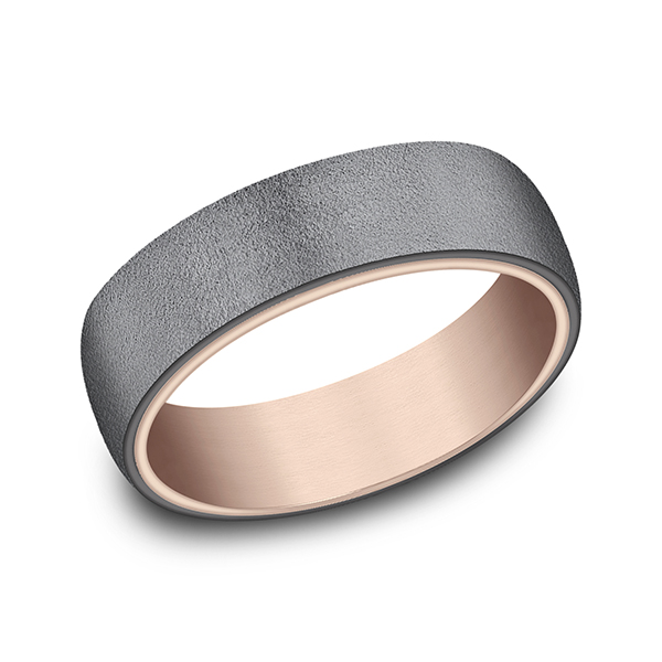 Ammara Stone Comfort-fit Design Wedding Ring RIRCF9665034TA14KR06 product image