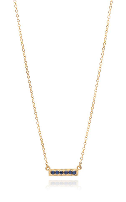 Anna Beck AB Stacks Necklace 0210N-GSP product image