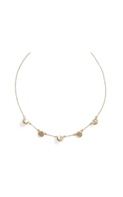 Anna Beck Stone Essentials Necklace 1641NGWMOP-N product image