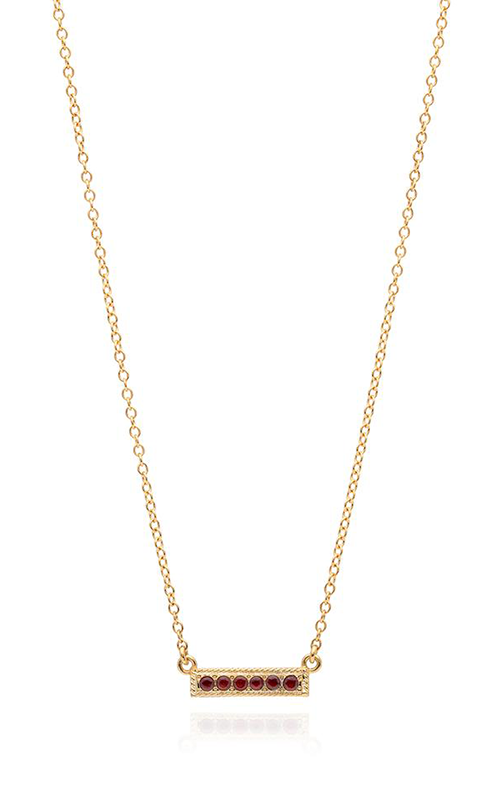 Anna Beck AB Stacks Necklace 0210N-GGT product image
