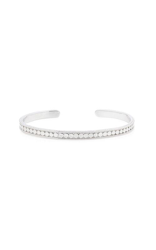 Anna Beck AB Stacks Bracelet 0200C-SLV product image